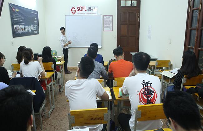 Lớp học tiếng Nhật N5