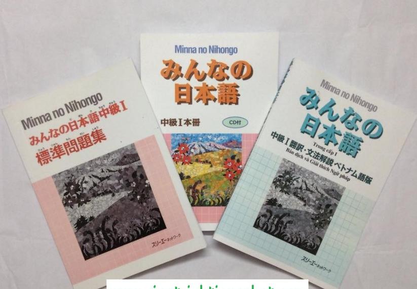 Tài liệu tiếng Nhật N3 tốt nhất