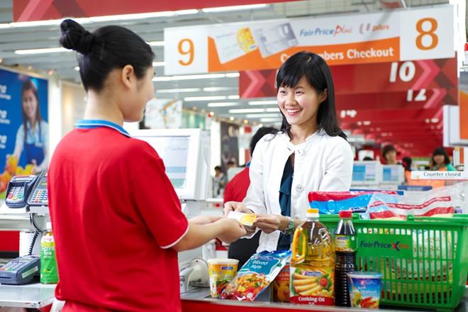 Tiếng Nhật giao tiếp trong siêu thị Nhật Bản