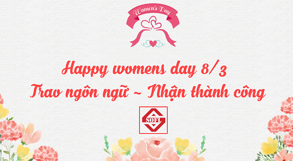 Happy womens day 8/3